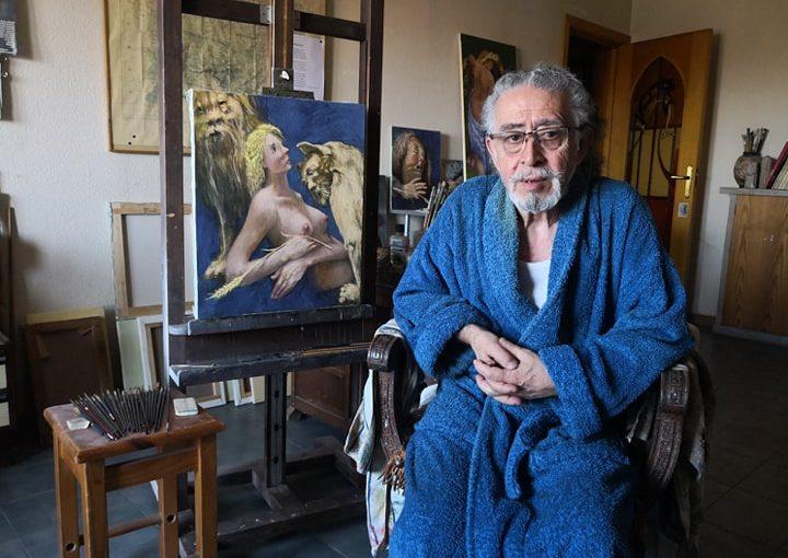 Jerónimo Prieto, el genio de los pinceles que dibujó los sueños del genio de lapluma