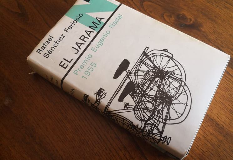 'El Jarama' se queda huérfano (el adiós al escritor Rafael SánchezFerlosio)