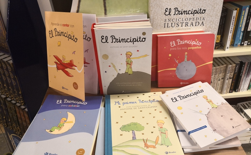 'El Principito' y otras lecturas infantiles de eterno recuerdo al son de 'Myway'