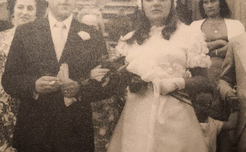 47 años de la boda con los novios más guapos del mundo (sí,quiero)