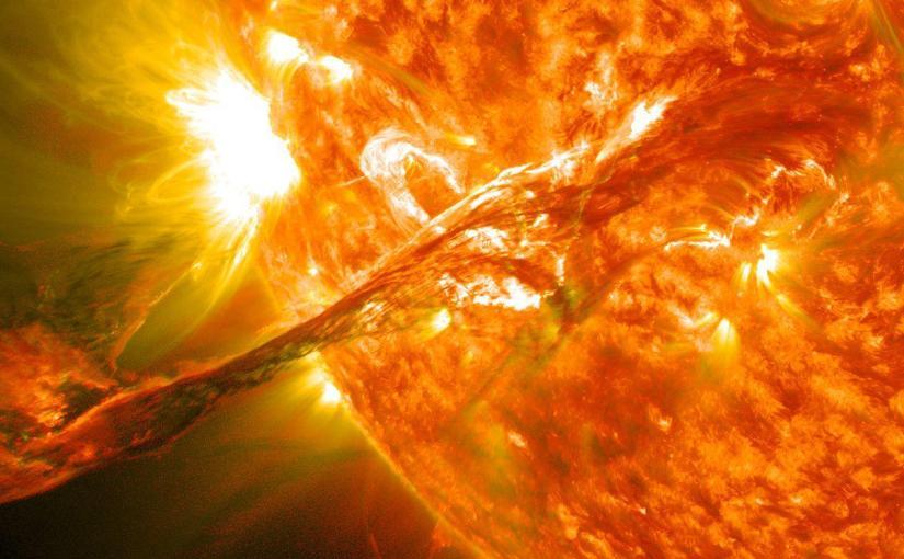 El solsticio de verano y la rueda de la 'parca' que gira cortandohilos