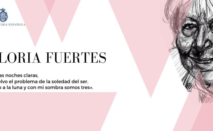 Los 102 años de Gloria Fuertes, una maratón de 'Loca Academia de Policía' y la muerte de EduardoGómez